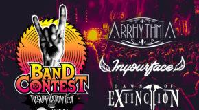 Resurrection Fest Estrella Galicia Band Contest 2019 by Fest Galicia: ganadores