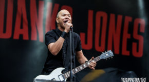 Danko Jones – Directo en el Resurrection Fest 2015