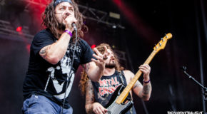 Iron Reagan – Directo en el Resurrection Fest 2015