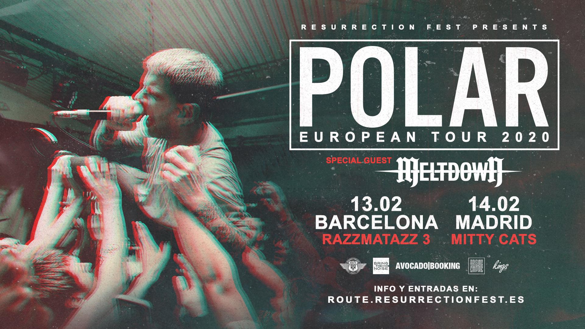 Route Resurrection Fest 2020 - Polar - Event
