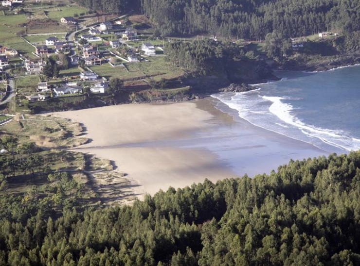 Praia Abrela