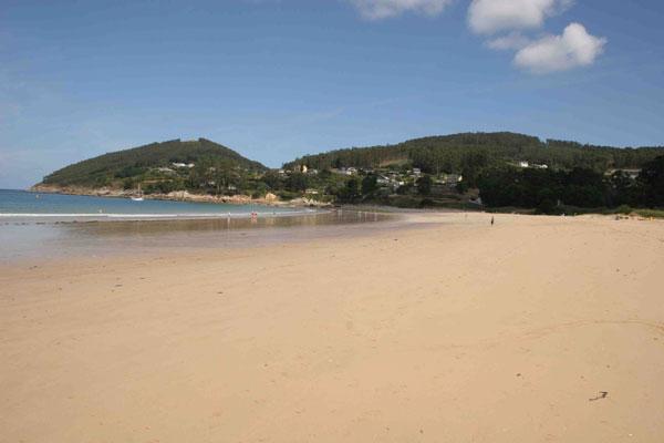 Praia de Area - Viveiro