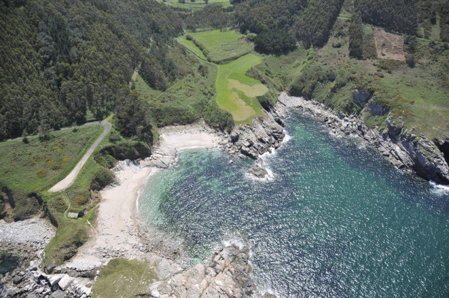 Praia de Portonovo - Viveiro