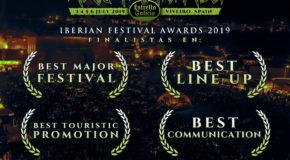 Finalistas en los Iberian Festival Awards 2019