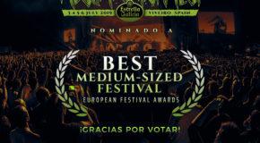 Resurrection Fest Estrella Galicia, nominado a mejor festival de formato medio en los European Festival Awards 2018
