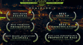 Resurrection Fest Estrella Galicia, nominado en los Iberian Festival Awards 2019