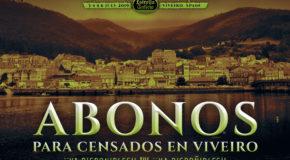 Entradas con descuento disponibles para los censados en Viveiro para el Resurrection Fest Estrella Galicia 2019