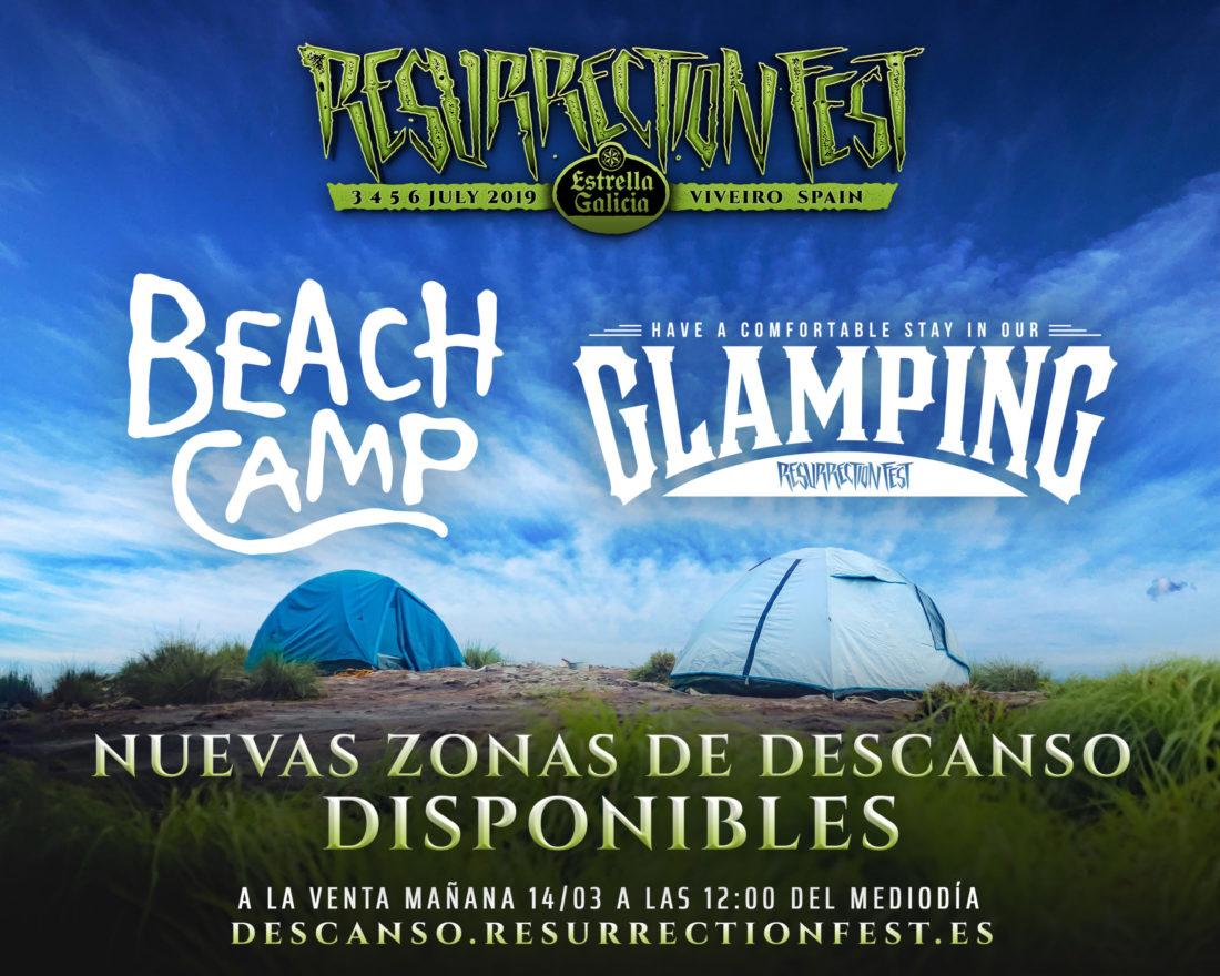 Beachcamp y Glamping mañana a la venta
