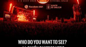 ¡Encuesta de bandas para el Resurrection Fest Estrella Galicia 2020!
