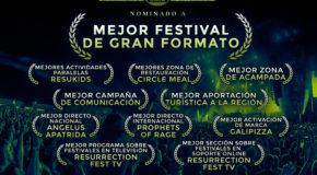 ¡Nominados en los Premios Fest 2018 en 11 categorías!