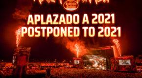 Comunicado oficial: o Resurrection Fest Estrella Galicia posponse a 2021