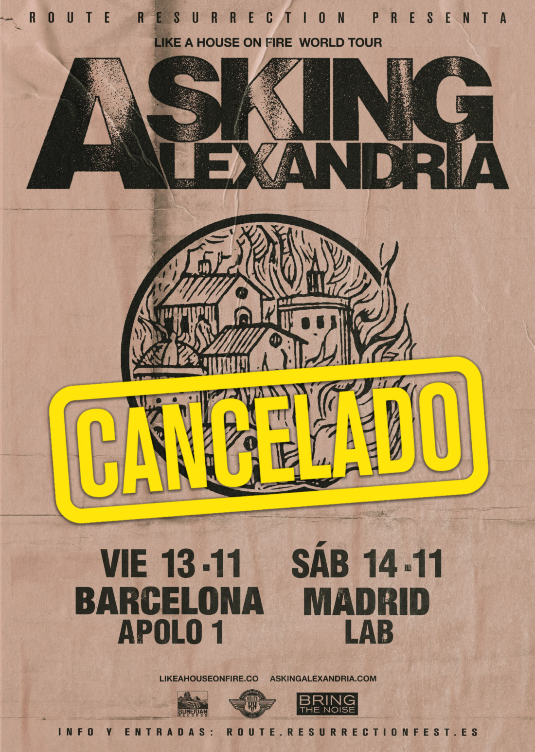 Asking Alexandria (CANCELADO)