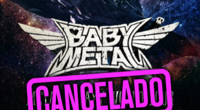 Cancelada la gira Route Resurrection de Babymetal