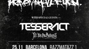 Nueva gira Route Resurrection: la mayor gira de Trivium y Heaven Shall Burn como cabezas de cartel pasará por España
