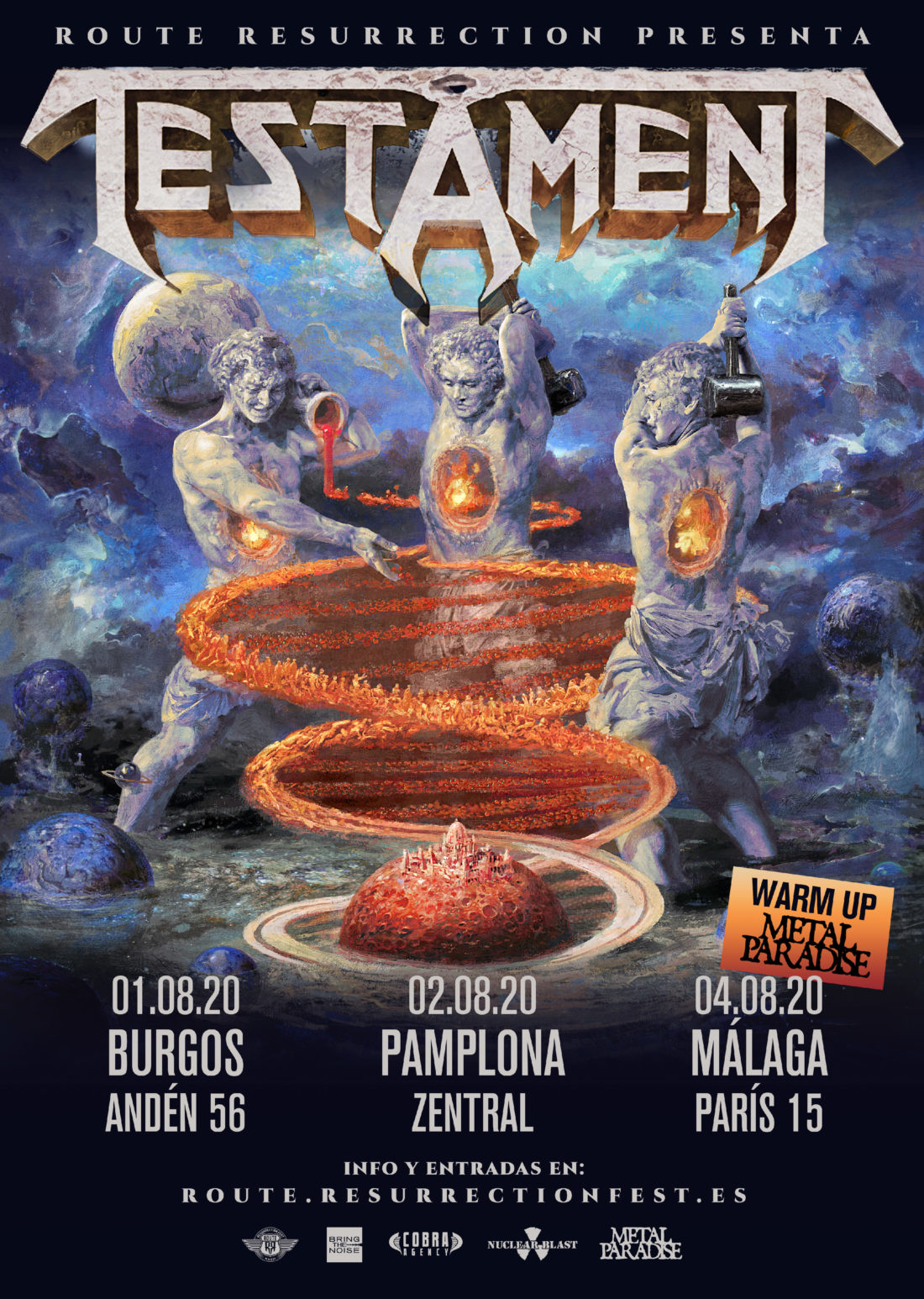 Testament (summer tour)