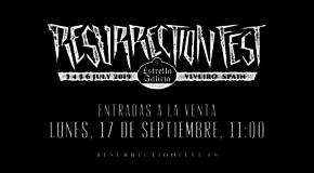 Fechas y primeras bandas para el Resurrection Fest Estrella Galicia 2019