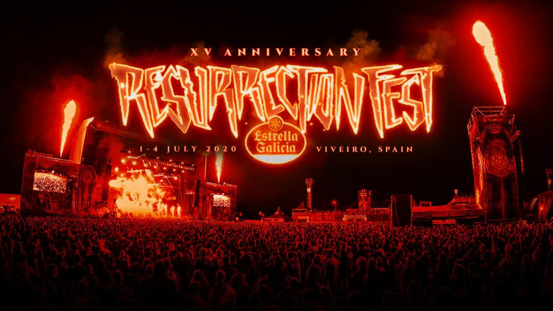Aftermovie oficial del Resurrection Fest Estrella Galicia 2019