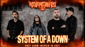System of a Down, KoRn and Deftones will be at Resurrection Fest Estrella Galicia 2021; new dates