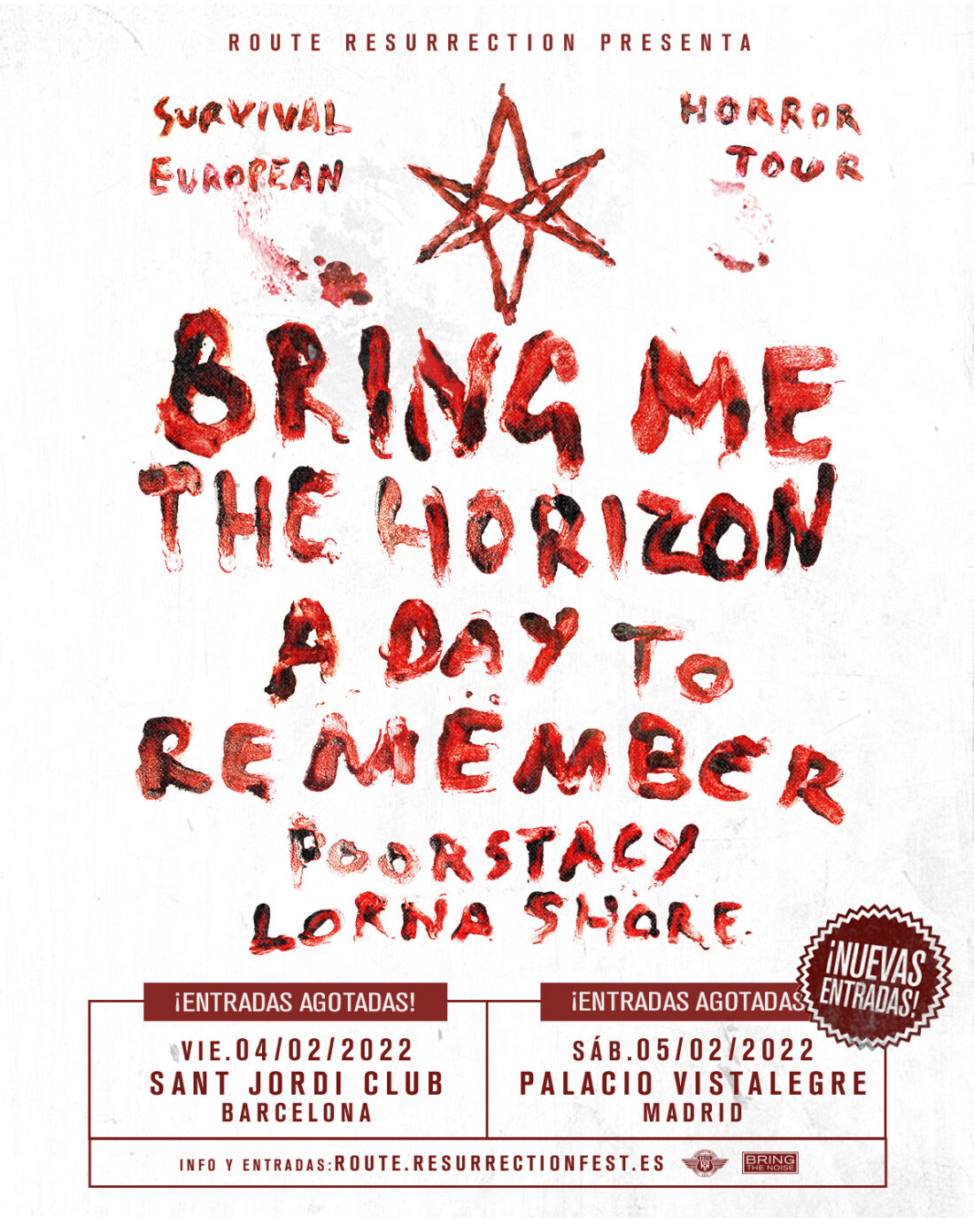 Bring Me The Horizon con A Day to Remember