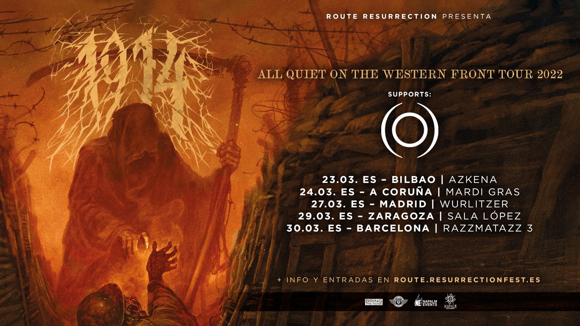 Route Resurrection Fest 2022 - 1914