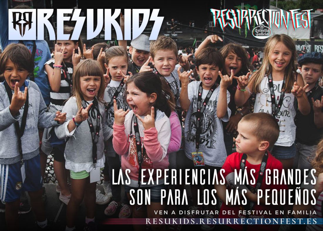 Resukids 2018 ya disponible