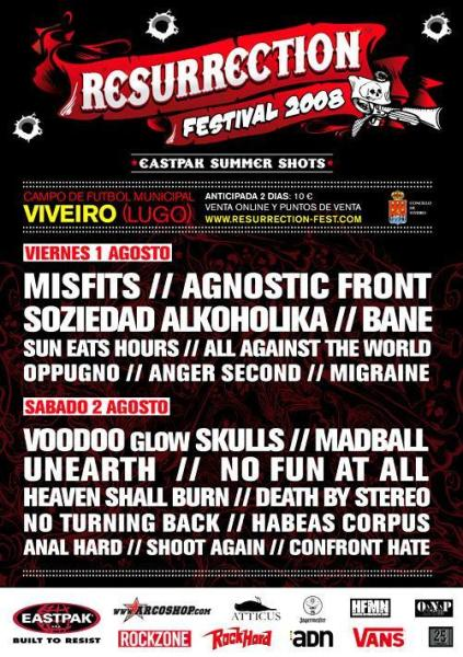 Resurrection Fest 2008
