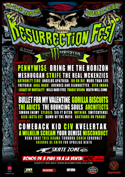 Resurrection Fest 2011