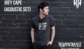 Joey Cape, de Lagwagon, interpretará un set acústico en el Resurrection Fest 2014