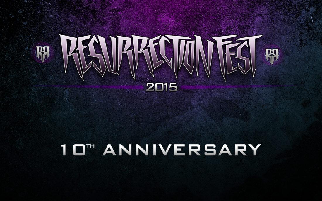 Encuesta de bandas para el Resurrection Fest 2015
