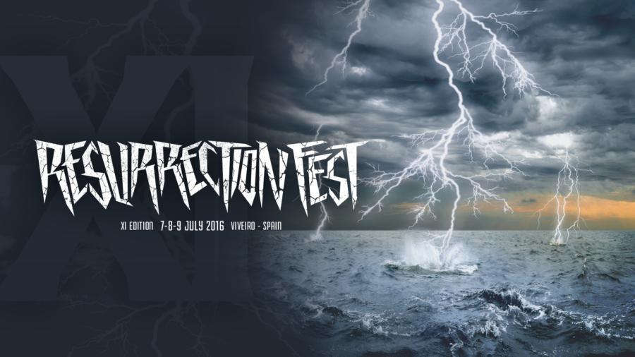 Resurrection Fest 2015 - Aftermovie - Dates