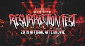 Aftermovie oficial del Resurrection Fest 2015 y fechas para 2016