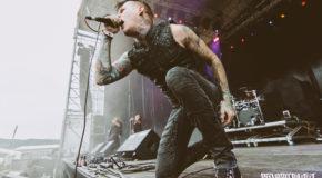 Carnifex – Directo en el Resurrection Fest 2015