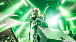 Children of Bodom – Directo en el Resurrection Fest 2015