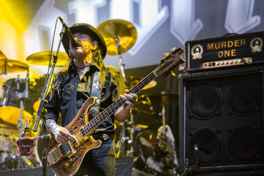 Lemmy Kilmister - Motorhead - Resurrection Fest 2015