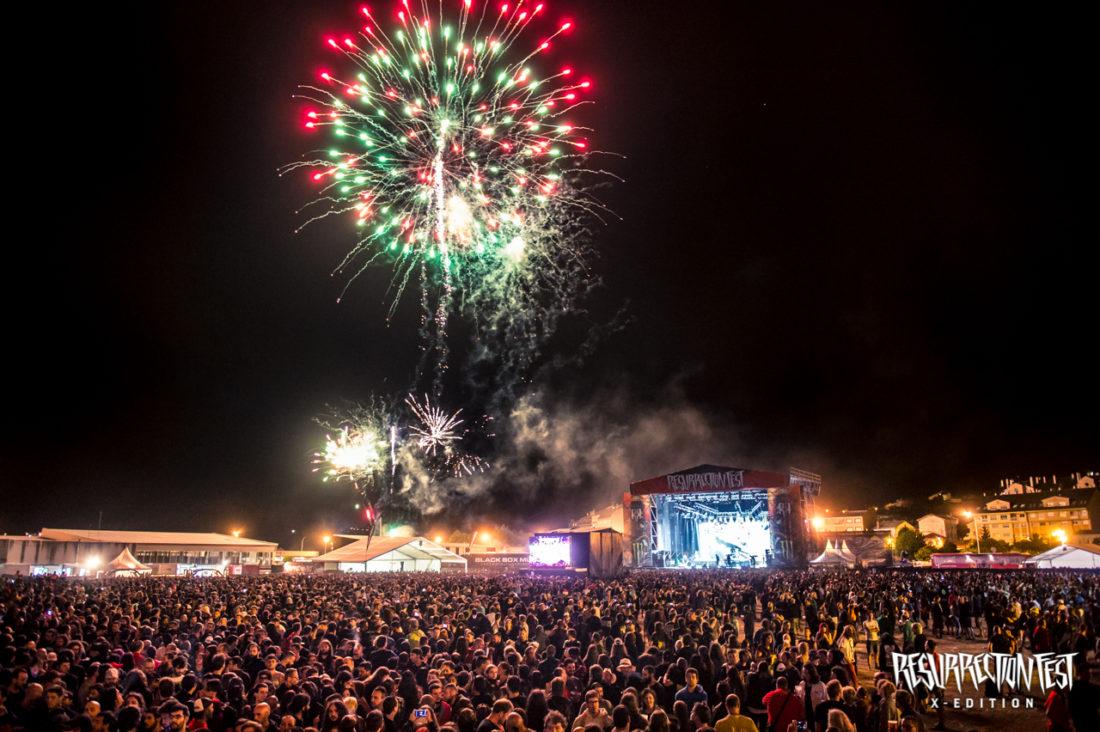 ¡Se ha acabado el Resurrection Fest 2015!