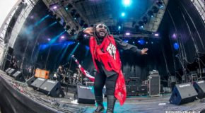 Skindred – Directo en el Resurrection Fest 2015