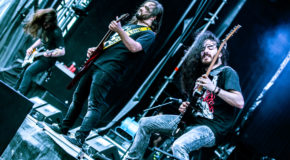 Soldier – Directo en el Resurrection Fest 2016