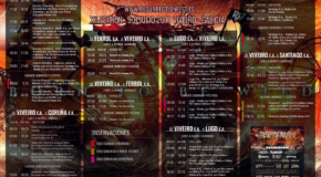 Horarios de buses desde Galicia del Resurrection Fest Estrella Galicia 2017