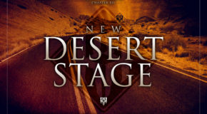 New stage for 2017: the Desert Stage
