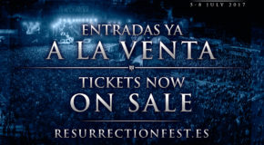 First tickets for Resurrection Fest 2017 on sale