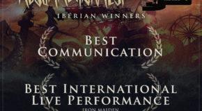 Resurrection Fest, dobre gañador peninsular nos Iberian Festival Awards 2017, incluido o premio á Mellor Comunicación
