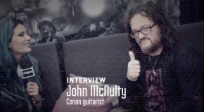 Entrevista con Conan en el Resurrection Fest Estrella Galicia 2017