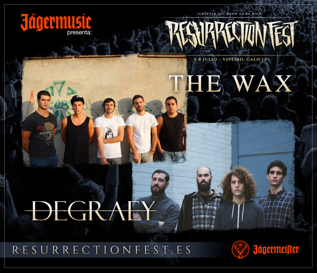 Jägermusic colabora con el Resurrection Fest 2017