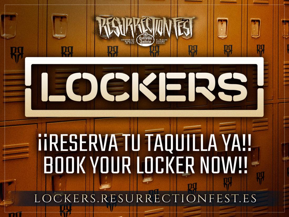 Lockers xa á venda!