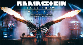 Rammstein will perform on Friday 7th July, tickets on sale next Tuesday