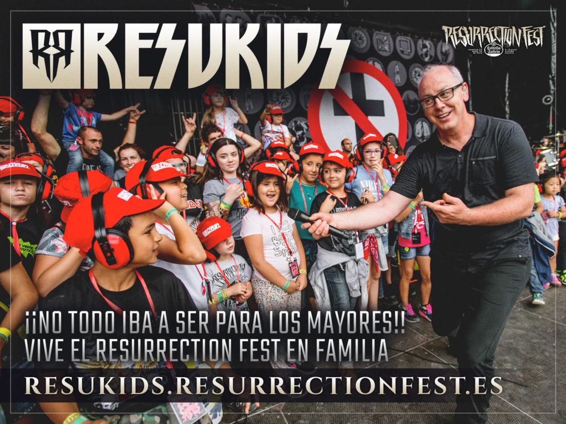 Lanzamento de Resukids 2017