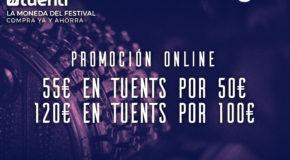 Promoción especial de Tuentis by Tuenti