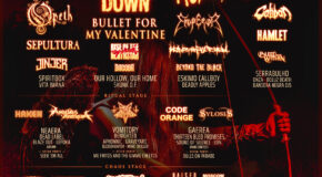 RESURRECTION FEST ESTRELLA GALICIA 2021: LINEUP SPLIT BY DAYS