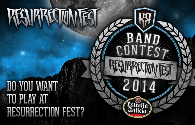Resurrection Fest Band Contest Estrella Galicia 2014