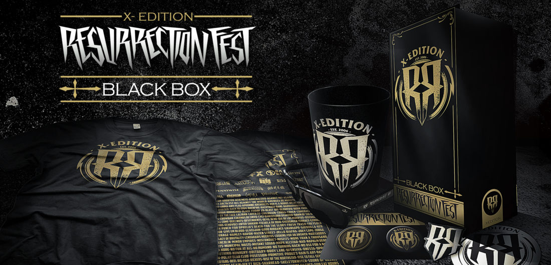 Lanzamiento oficial de la Black Box RF2015